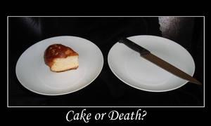 Cake or Death?