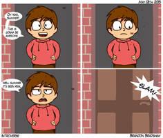 I hate bugs by BrandonPewPew