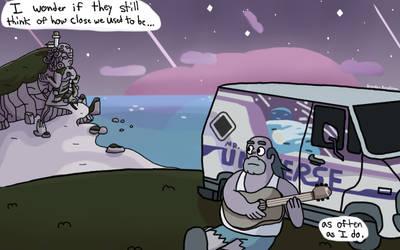 Greg Universe Comic