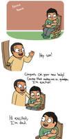 Fatherhood by BrandonPewPew