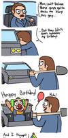 Mafia Birthday by BrandonPewPew