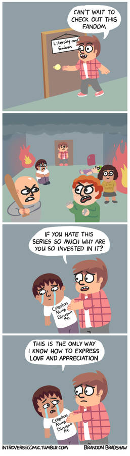 Why Fandoms Scare Me