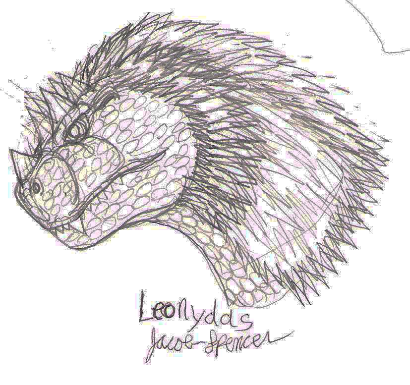 Leonydas New Sketch by JacobMatthewSpencer