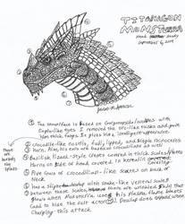 Titanagon Monsturra Head Study-9-6-2019