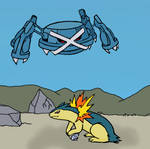 Metagross on the Prowl