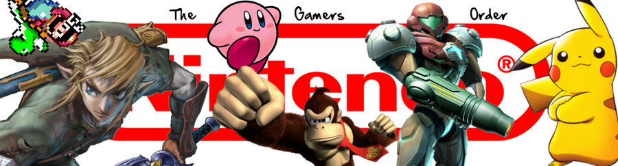 Tgo Nintendo Banner By Swordhavenuseless On Deviantart
