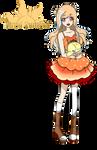Aikatsu Planet {Sona}: Brand Promotion+Mascot