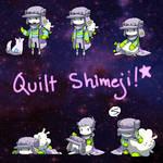 QUILT SHIMEJI