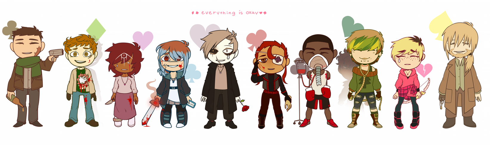 CARDIANS UK : Everything Is Fine by Nyaph