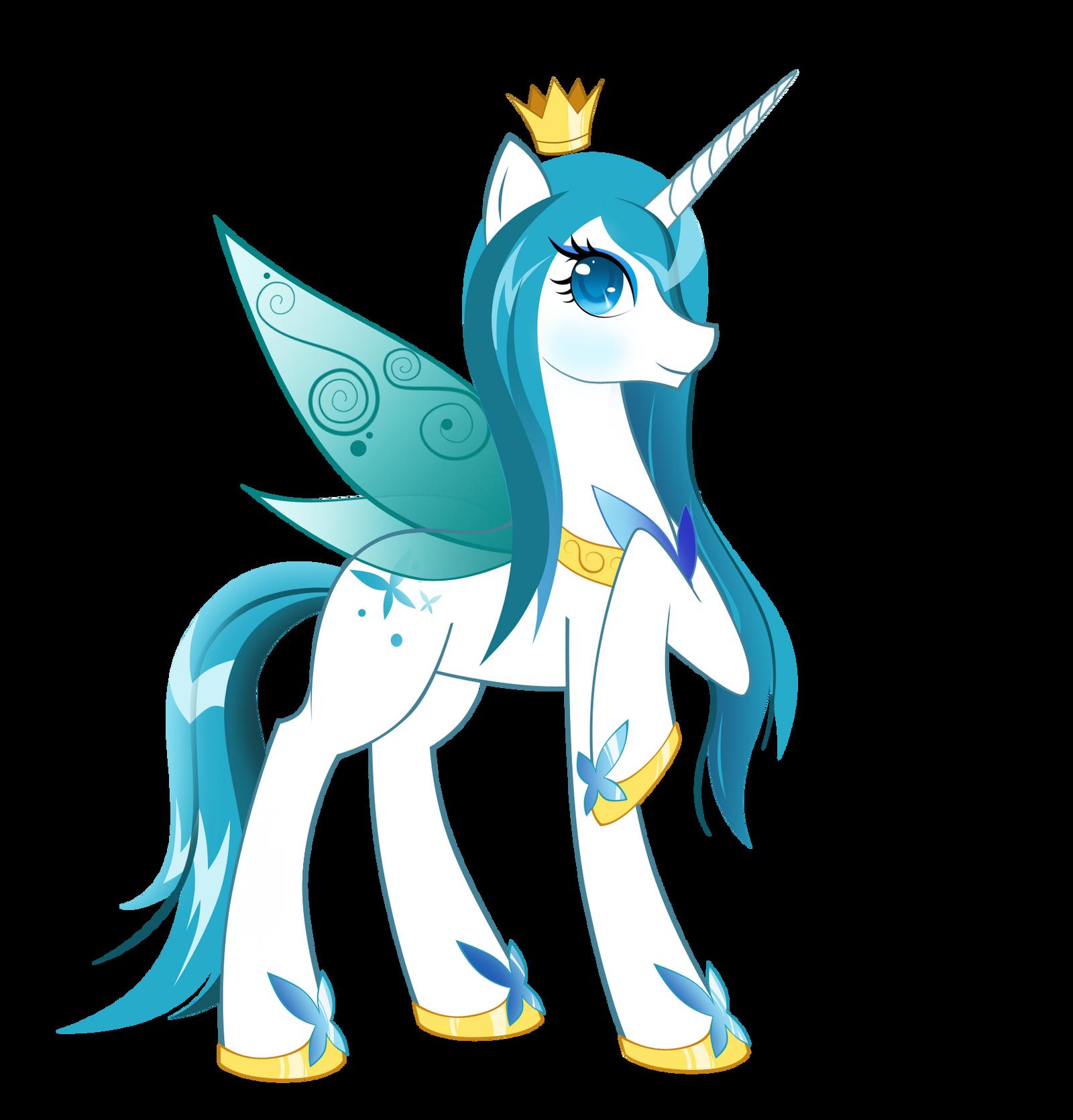 Princess Papillon (Chrysalis) by artist-apprentice587