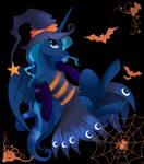 Luna Halooween