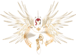 lauren faust ( white Robe )