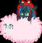 Lobster pony