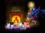 Chrirmas Ponys