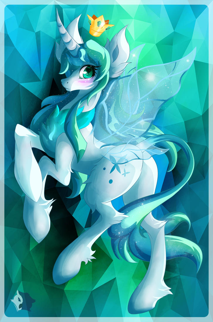 Princess papillon (2016) by artist-apprentice587
