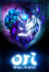 Ori And The Will Of The Wisps by artist-apprentice587
