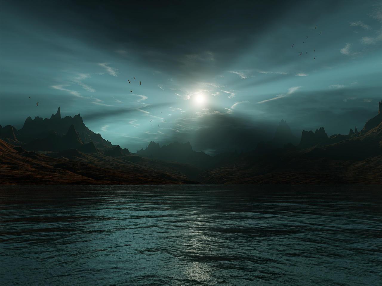 Darkening Mood by CrAzYmOnKeY