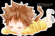 Tsuna meow~ by nokazdgm