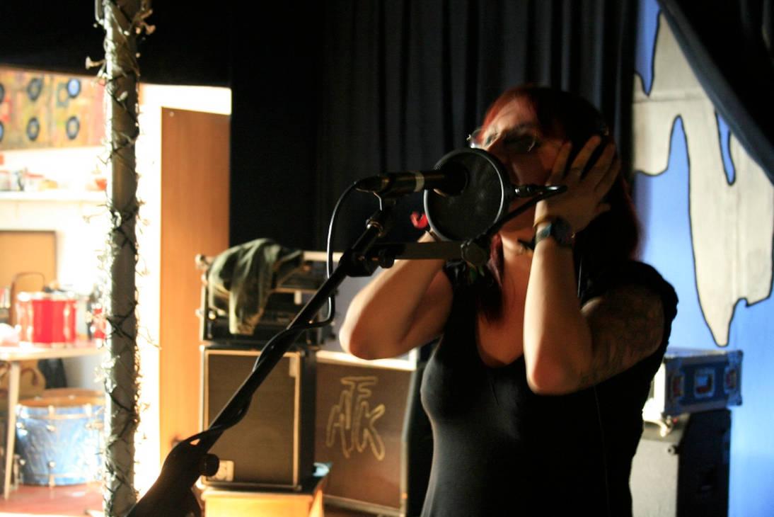 Francesca in Studio by morpe