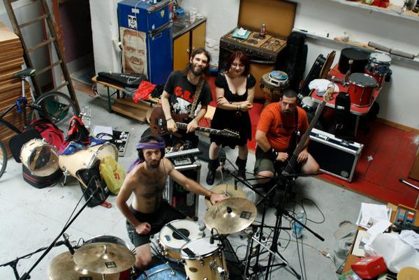 Alano Band Foto 2008 by morpe