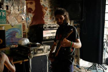 Leonardo VS Zappa by morpe