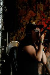 Francesca in Studio again