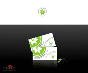 green and organic