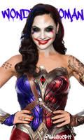 Wonder Woman - Harley