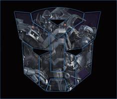 Ironhide Insignia by BDixonarts