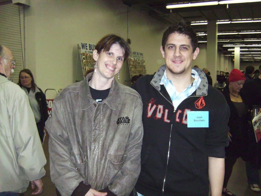 Me and Josh by BDixonarts