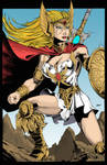 She Ra colors