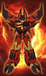 Hell Storm colors by BDixonarts