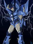 TF Prime Stormy colors