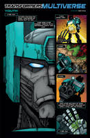 Transformers Multiverse: Youth by BDixonarts