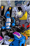 G1 Dirge Grimlock colors low
