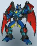 TFCC Deathsaurus colors version 2