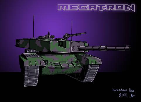 G2 megs tank colors