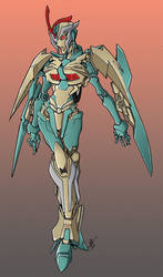 Transmutate Bot Colors for april issue