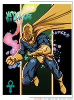 DR Fate done new by BDixonarts