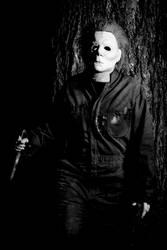 Michael Myers cosplay by BDixonarts
