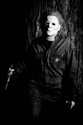 Michael Myers cosplay