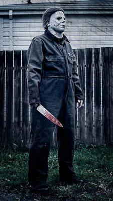 RZH1 Michael Myers cosplay