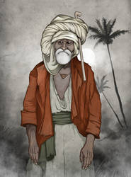 bedevi Bedouin by ugalamania