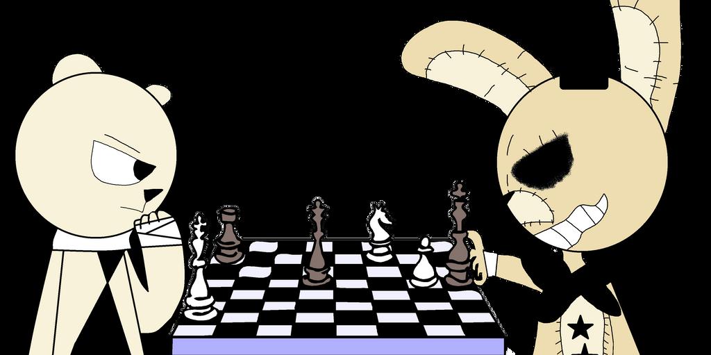 Playing Chest by Deadmau5Nstuff