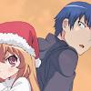 Taiga and Ryuuji by 00mihawk00