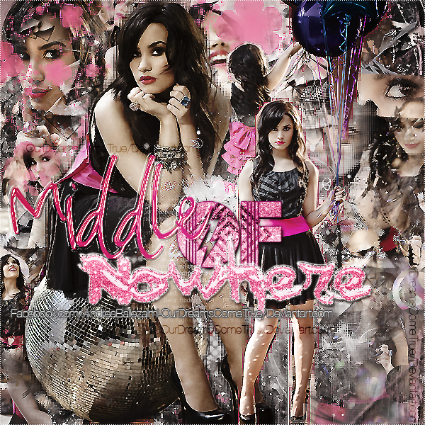 Blend de Demi Lovato Middle of Nowhere by OurDreamsComeTrue