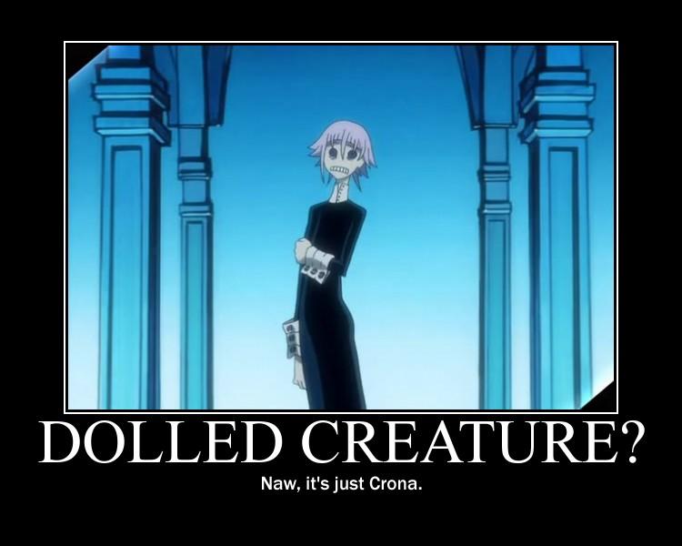 Crona: Dolled Creature? by CronaMotivation