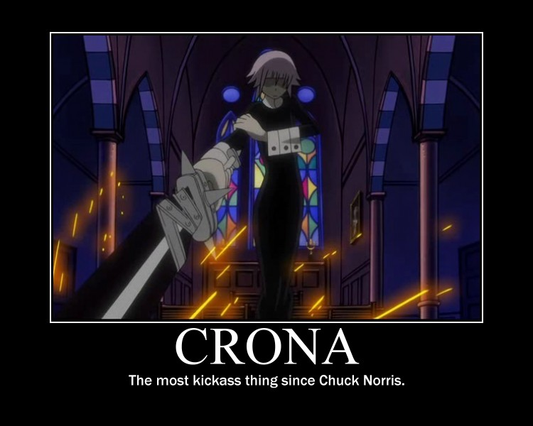 Crona: Kickass by CronaMotivation