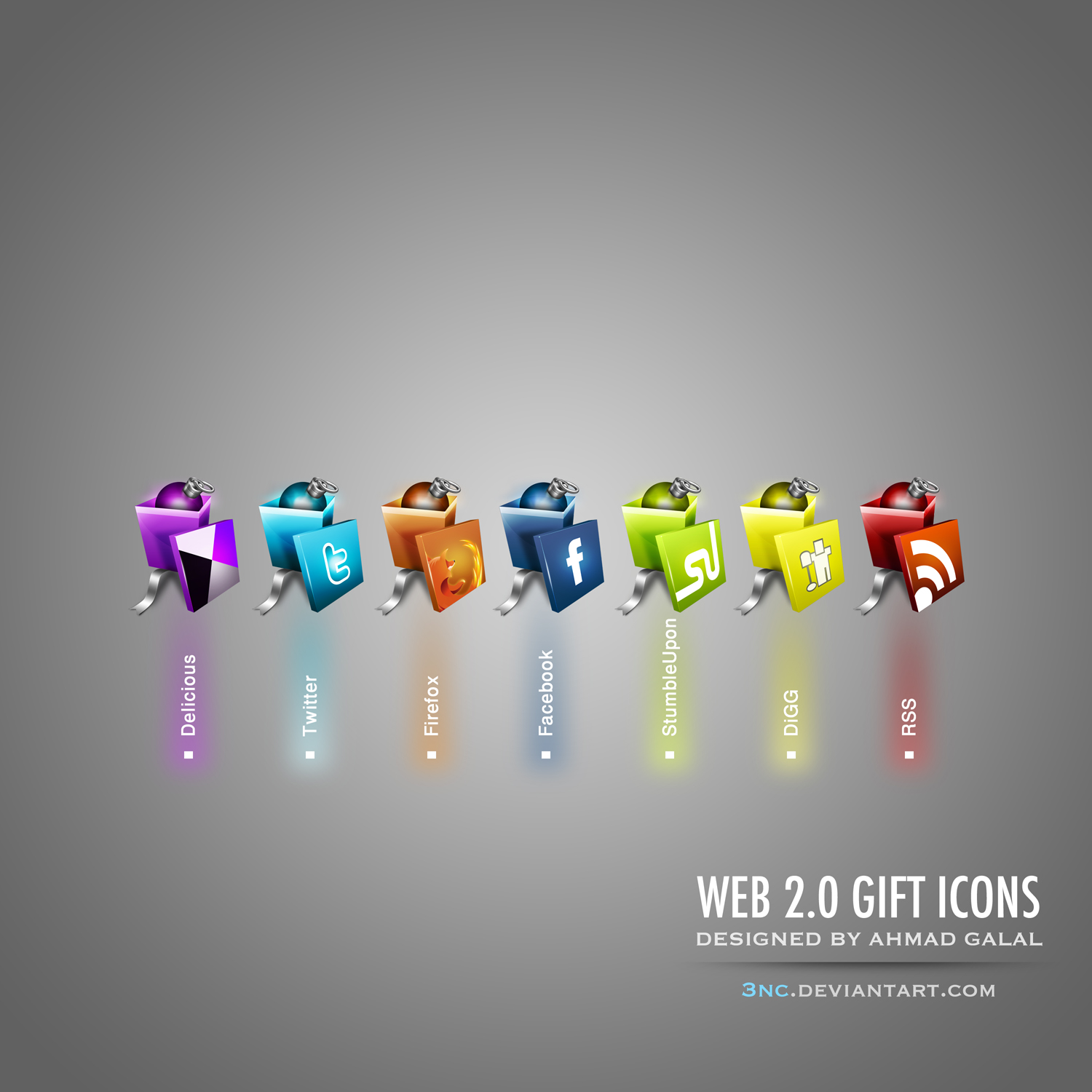 Web 20 gift icons by 3nc on deviantart web 20 gift icons by 3nc sciox Choice Image