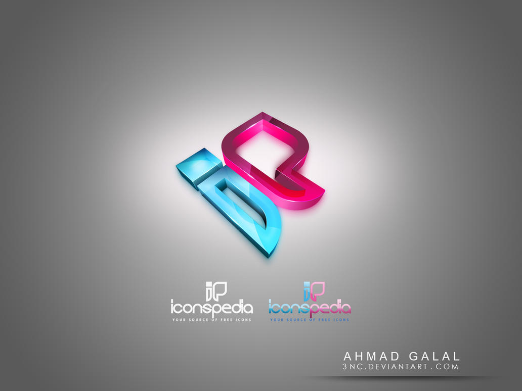 iconspedia logo by 3nc